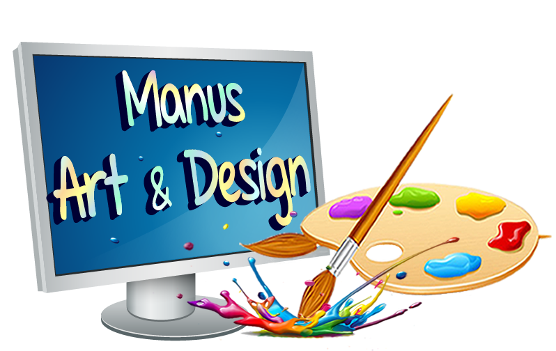 Neue Website: Manus Art & Design